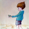 shelley haswell boy and frog