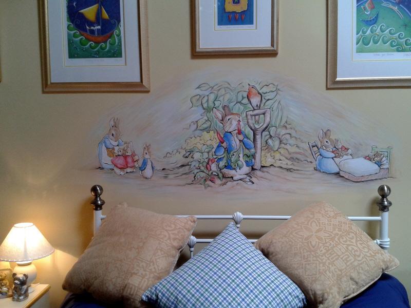Beatrix Potter Wall Art
